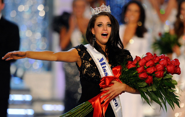 New Miss America Crowned -- Find Out Who Won and See Her Winning Moment!