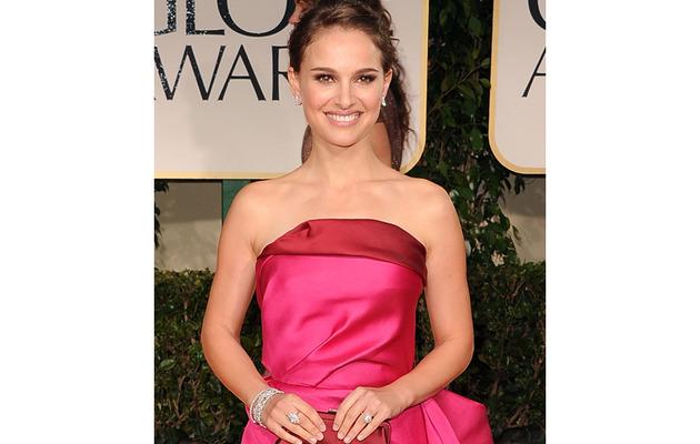 Natalie Portman Walks First Red Carpet Since Giving Birth