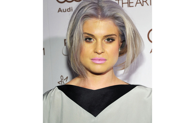 Kelly Osbourne's Makeup Disaster!