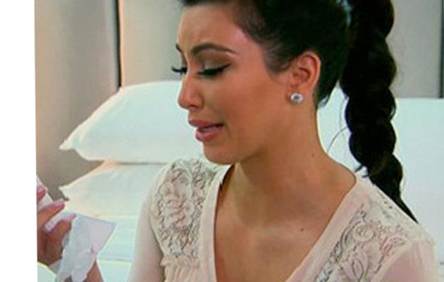 Kim Kardashian Breaks Down: I'm Just So Unhappy!