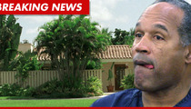 OJ Simpson -- Bank Foreclosing on Florida Mansion