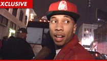 Rapper Tyga -- Accused of Inciting 1,200 Person Mob