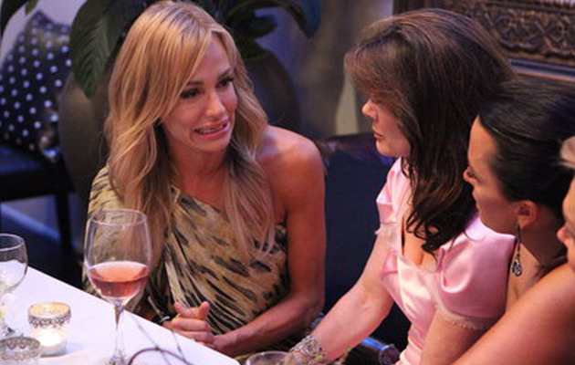 Real Housewives: Taylor Armstrong Admits Physical Abuse