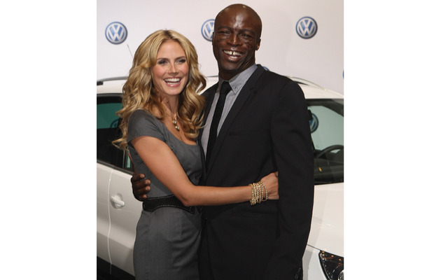Report: Heidi Klum and Seal to Divorce
