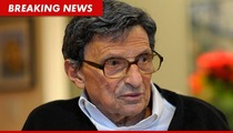 Joe Paterno Dead -- Former Penn State Football Coach Dies at 85