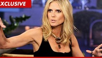 Heidi Klum Shopped Around L.A. ... For Divorce Lawyers