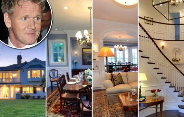 Gordon Ramsay Purchases $6.75 mill L.A. Home