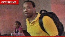 Jamal Anderson -- Former NFL Running Back Fumbles His Tax Return