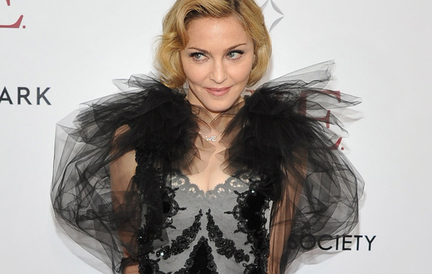 What the Heck Is Madonna Wearing?!