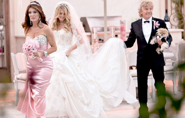 Lisa Vanderpump's Daughter Gets Married: See the Extravagant Ceremony!