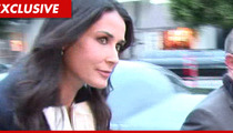 Demi Moore Hospitalized -- Rushed to Hospital for Substance Abuse
