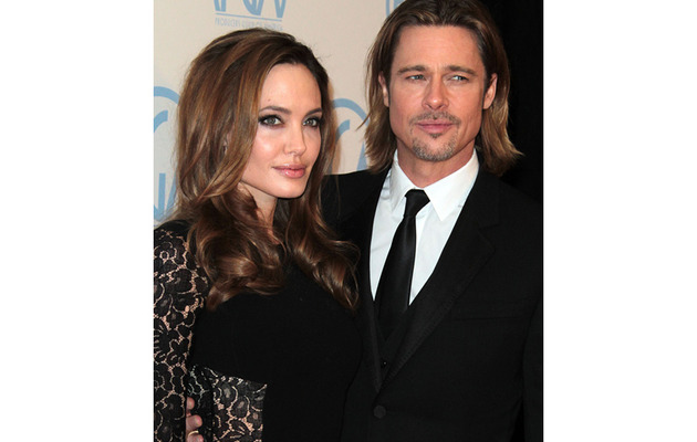 "Brad Pitt and Angelina Jolie ""Would Like"" to Marry"