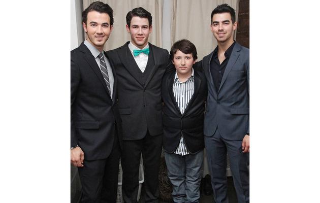 Jonas Brothers Reunion: Nick Jonas Hits Broadway!