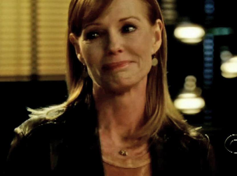 Willows says goodbye to CSI