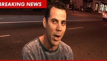 Steve-O from 'Jackass' -- Sued Over Karaoke Disaster