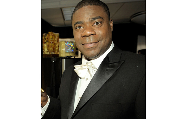Tracy Morgan Returns to Work After Hospitalization