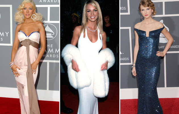 The Best Dressed Stars of Grammy's Past