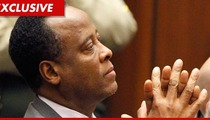 Dr. Conrad Murray Asks Court to Get Out of Jail