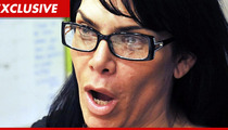 'Mob Wives' Renee Graziano -- Hospitalized After Dad's Bust in Mafia Crime Sweep
