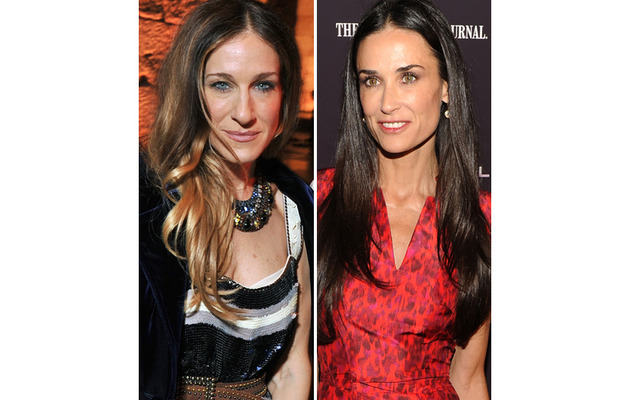 "Sarah Jessica Parker Replacing Demi Moore in ""Lovelace"""