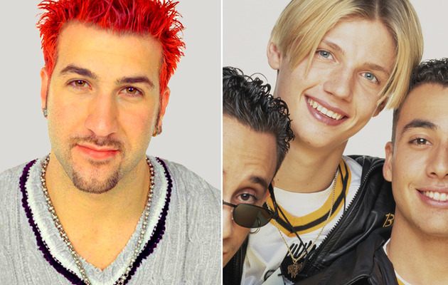 *NSYNC & Backstreet Boys: Then & Now!
