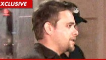 'Terminator 3' Star Nick Stahl -- Arrested for Stiffing Cabbie