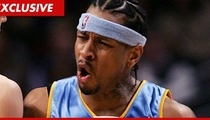 Judge to Allen Iverson -- I'm Garnishing Your Wages to Pay Back Your Jeweler!!!