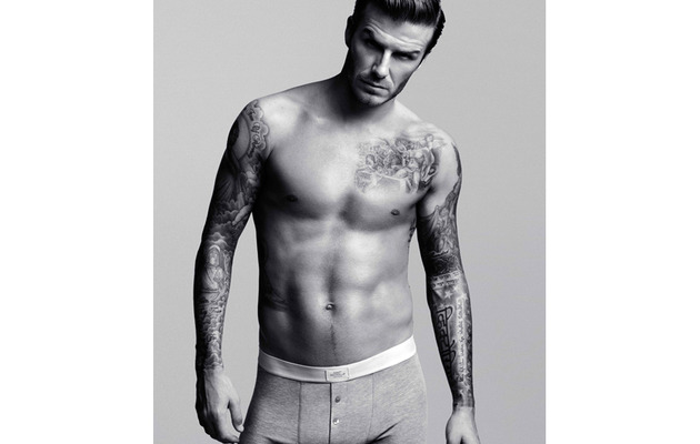 Wow! Watch David Beckham's Sexy Underwear Commercial!