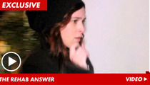 Rumer Willis -- The Demi Moore Rehab Mystery