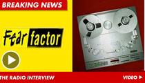 'Fear Factor' Semen Drinker -- Donkey Sauce Was Hot & Bitter With 'Hints of Hay'