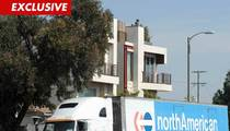 Lindsay Lohan Moves Out of Her Venice Home -- Now In Storage