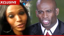 Deion Sanders -- I Never Offered Pilar Cash for Ass