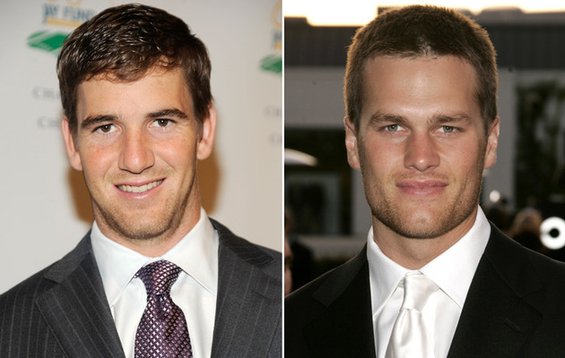 Who's Hotter: Eli Manning or Tom Brady?