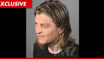 Puddle of Mudd Singer Wes Scantlin ARRESTED -- Powder and Pills