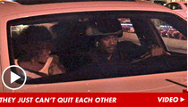 Whitney Houston and Ray J -- Back Together?