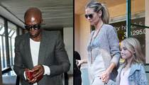 Seal and Heidi Klum Divorce -- Each Still Sporting Their Wedding Rings