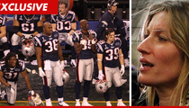 New England Patriots -- Gisele Bundchen Violated 'The Code'