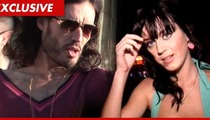 Russell Brand to Katy Perry -- I Don't Want Your Divorce Money