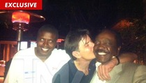 Charlie Sheen -- Super Bowl Partying with Baseball LEGENDS!!