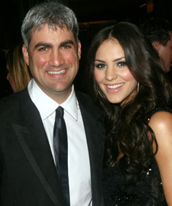 "Exclusive: Taylor Hicks on Katharine McPhee's ""Smash"" Hit"