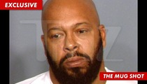 Suge Knight Arrested After Cops Find Weed [Mug Shot]