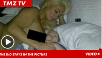 Ice-T's Wife Coco -- Naked with Her Nephew
