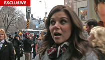 Tiffani Thiessen -- I Never Watched 'The New Class'