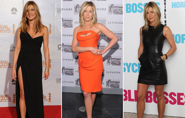 Jennifer Aniston's Birthday: See Her Sexiest Red Carpet Looks