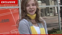 Chloe Grace Moretz -- 'Hugo's' Poor Box Office Showing Cost Her Money!