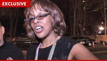 Gayle King -- Victorious in Matchmaker Lawsuit