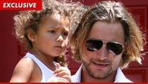 Halle Berry's Daughter Nahla --  My Daddy Scares Me