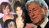 Tony Bennett -- Drugs Should Be Legal After Whitney, Michael and Amy's Deaths
