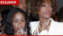 Whitney Houston's Daughter Bobbi Kristina -- Family Fears She Might Be Suicidal