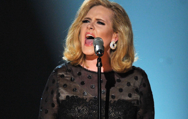 Grammy Video: Adele Returns to the Stage